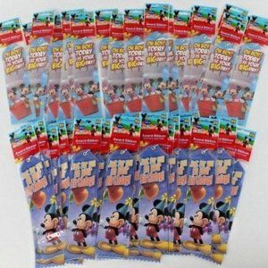 42 Mickey Mouse Clubhouse Birthday Award Ribbons